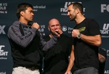 UFC Newark tem lutas de estrelas do peso-médio e rivalidade entre musas