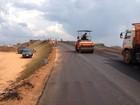 Tráfego na via superior do Trevo do Roque será liberado em 8 dias, diz Dnit