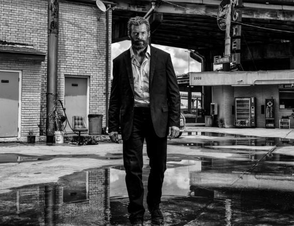 O ator Hugh Jackman em cena de 'Logan' (Foto: Twitter)