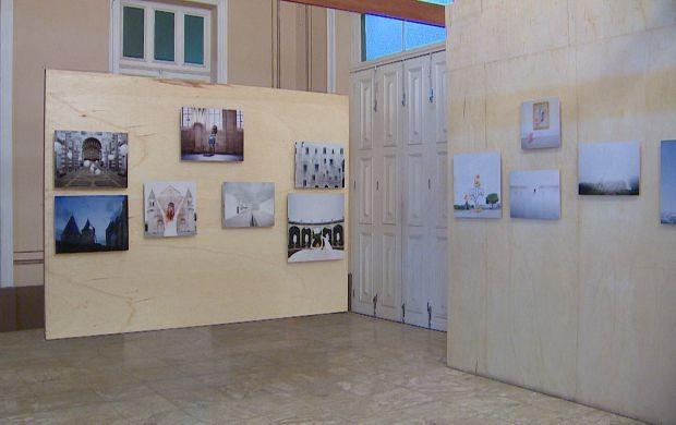 Exposição ocorre em Manaus (Foto: Agenda)