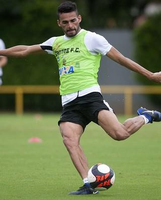 Thiago Maia - Santos (Foto: Ivan Storti/Divulgação Santos FC)