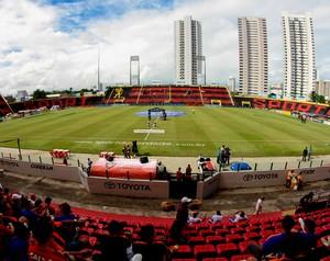 Ilha do Retiro Sport x Santa Cruz  (Foto: Marlon Costa / Pernambuco Press)