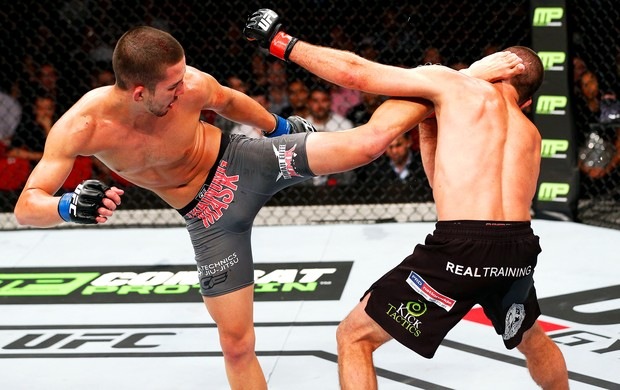 Richie Vaculik x Louis Smolka UFC (Foto: Getty Images)