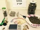 Jovem é preso suspeito de vender drogas durante festa na UnB