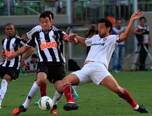 Rever e Fred Atlético-MG x Fluminense (Foto: Nelson Perez / Flickr do Fluminense)