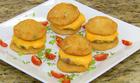 Você já comeu hambúrguer de coxinha? (Reprodução/ Vanguarda)