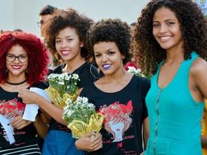 Jovem incentiva as seguidoras e derrubar o preconceito (Foto: Thaís Alves/Arquivo Pessoal)