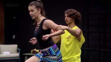 'Dança dos Famosos': veja os melhores momentos dos ensaios da repescagem
