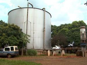 Racionamento em Cravinhos visa recuperar reservatórios de água (Foto: Ronaldo Gomes/EPTV)
