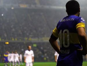 riquelme boca juniors (Foto: Agência Reuters)