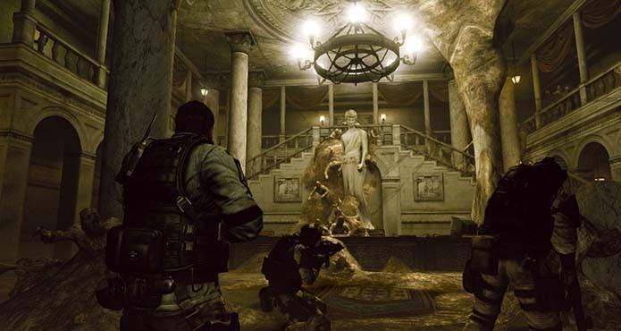 Resident Evil 6 impressionou na última geração (Foto: Reprodução)