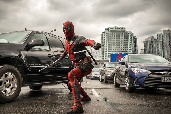 Ryan Reynolds em 'Deadpool' (Foto: Divulgação)