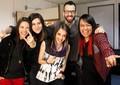 Depois do Fim Bastidores Audição 3 valendo (Foto: Dafne Bastos/TV Globo)