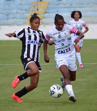Formiga São José Futebol Feminino (Foto: Danilo Sardinha / GloboEsporte.com)