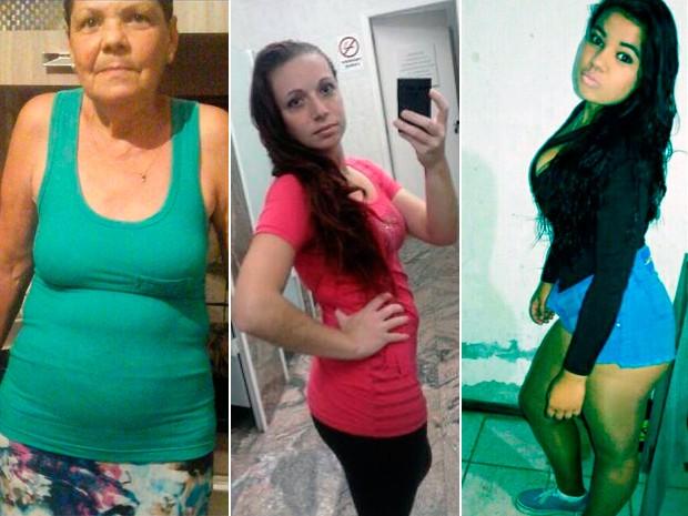 Vítimas de chacina Porto Alegre (Foto: Reprodução/Facebook)