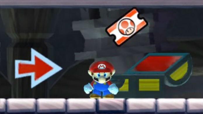 Super Mario Run: O próprio modo Toad Rally rende tíquetes (Foto: Reprodução / Thomas Schulze)