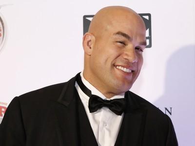 Tito Ortiz; MMA Awards (Foto: Evelyn Rodrigues)