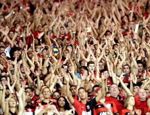 torcida Flamengo Maracanã (Foto: Getty Images)
