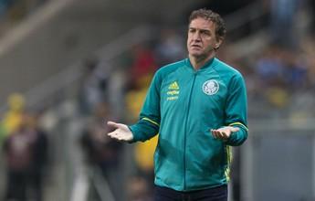 Cuca vê resultado justo e lembra que vitória por 1 a 0 dá vaga ao Palmeiras