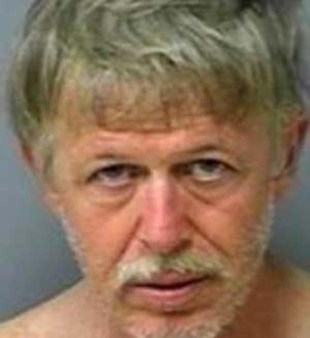 George McMurrain foi preso após ligar para polícia para pedir carona (Foto: Divulgação)