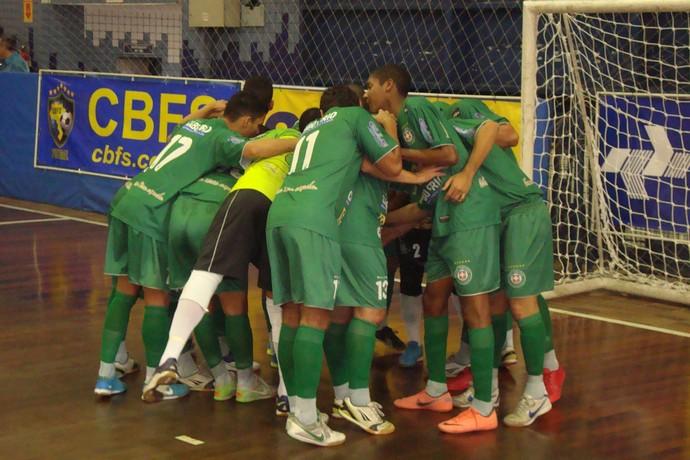 ADDP/Cabo Frio é vice-campeã da liga Sudeste de futsal (Foto: ASCOM/ADDP)