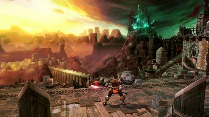 Legenda: Sacred 3 foi anunciado hoje para Playstation 3, Xbox 360 e Windows. (Foto: Divulgação)