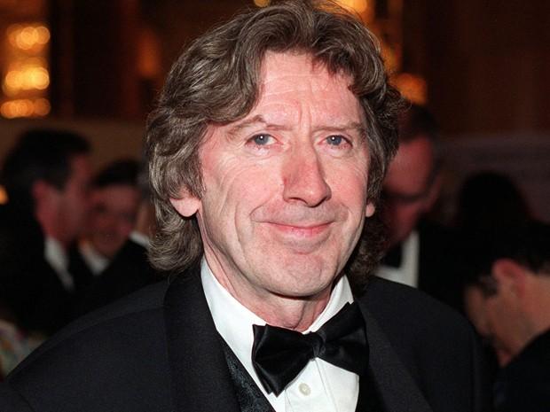 escritor britânico James Herbert em foto de fevereiro de 2000 (Foto: AP Photo/PA, William Conran, File)