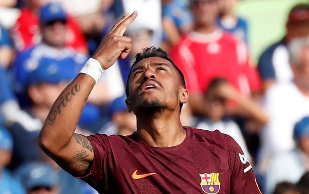 BLOG: O primeiro gol pelo Barcelona e o desabafo de Paulinho