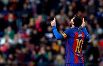 Tranquilo, Messi pretende renovar contrato e aguarda oferta do Barça