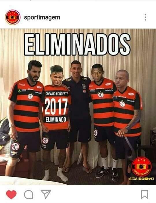 Sport x Campinense (Foto: Divulgação)