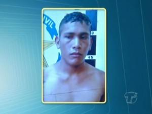 A vítima, Gabriel de Sous Santiago (Foto: Reprodução/TVTapajós)