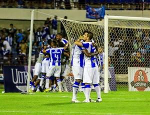 CSA x Central - Estádio Rei Pelé - Série D (Foto: Ailton Cruz/Gazeta de Alagoas)