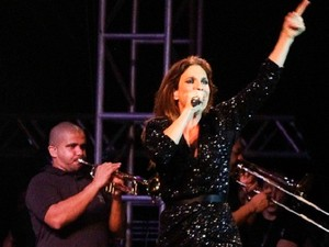 Ivete Sangalo (Foto: Orlando Junior)