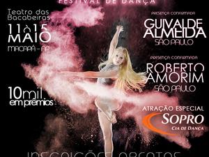 Amapá, Macapá, Festival de Dança, Talentos, premiação, dança  (Foto: Divulgação)