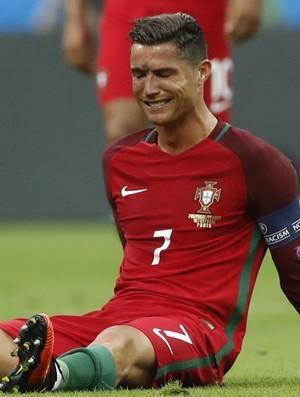Cristiano Ronaldo, Portugal x França Euro 2016 (Foto: Reuters)