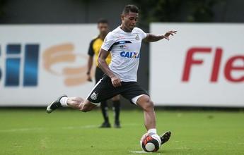 Kayke vê Santos em evolução e destaca aprendizado com Oliveira