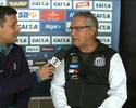 Diretor do Santos diz estar cansado de falar sobre Dorival e garante técnico