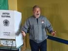 Com PT fora do 2º turno, Lula e Dilma não votam em suas cidades