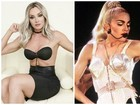 Juju Salimeni virá de Madonna no carnaval da Tijuca: 'Bem nua'