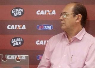 Raimundo Viana; Vitória; pronunciamento; Manoel Matos (Foto: Ruan Melo)