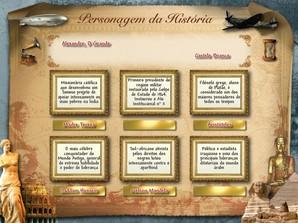 Personagens da História