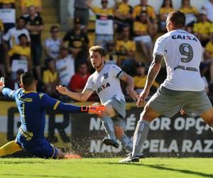 Criciúma x Figueirense (Foto: Luiz Henrique/Figueirense FC)