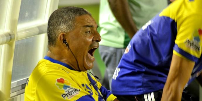 Edmilson Santos, Socorrense (Foto: João Áquila / GloboEsporte.com)