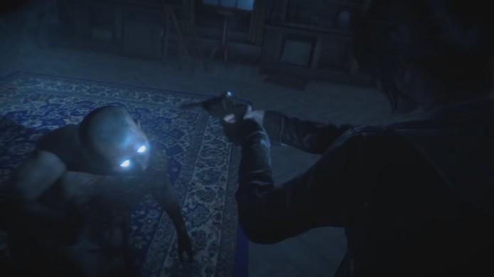 Rise of the Tomb Raider: 20 Year Celebration traz zumbis com suporte ao PSVR no PlayStaton 4 (Foto: Reprodução/YouTube)