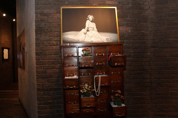 Exposição 80 Anos de Glória (Foto: Alex Palarea / Agnews)