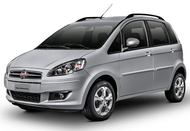 Fiat idea chega linha 2016 por r auto esporte for Nuevo fiat idea adventure 2015