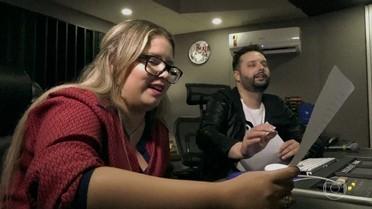 Confira os bastidores da gravação da música de Maya por Marília Mendonça