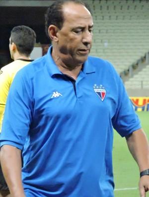 Nedo Xavier, treinador do Fortaleza (Foto: Tom Alexandrino)