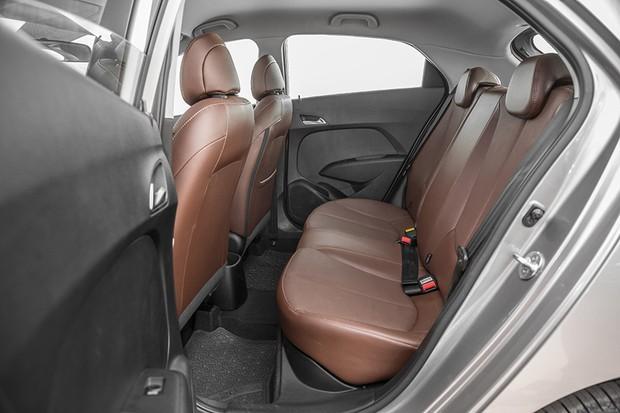 Interior do Hyundai HB20 1.6 Premium (Foto: Marcos Camargo/Autoesporte)