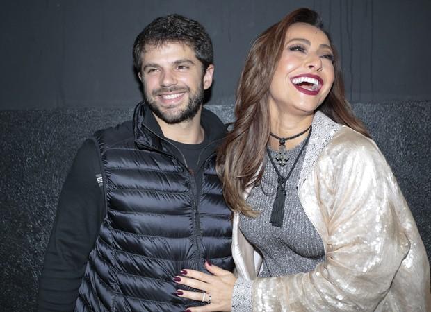 Sabrina Sato e Duda Nagler (Foto: Rafael Cusato/Brazil News)